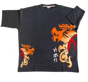 "T-Shirt ""new dragon"""