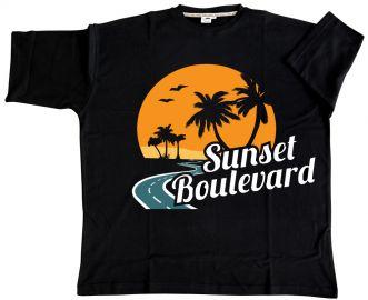 """T-Shirt """"Sunset Boulevard"""""""
