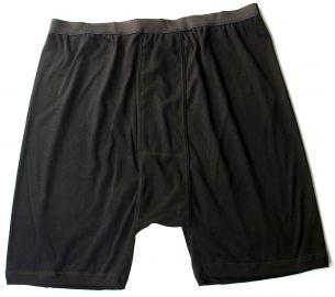 Boxerpant black cotton/Lycra